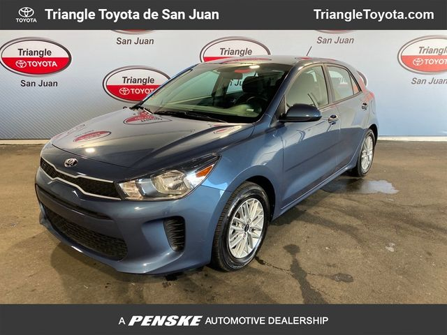 Pre-Owned 2019 Kia Rio 5-door S Automatic