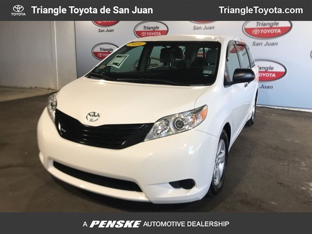 Pre-Owned 2016 Toyota Sienna 5dr 7-Passenger Van L FWD